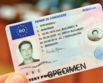 De acum poti obtine mai usor permisul de conducere